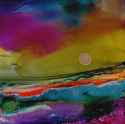 Painting - Dreamscape No. 155 by June Rollins