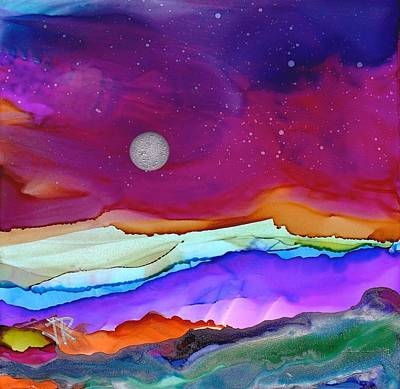 Painting - Dreamscape No. 160 by June Rollins