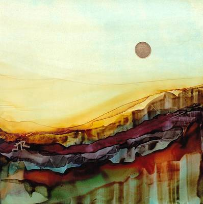 Painting - Dreamscape No. 179 by June Rollins