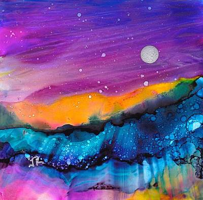 Dreamscape No. 189 Art Print