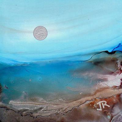 Painting - Dreamscape No. 87 by June Rollins