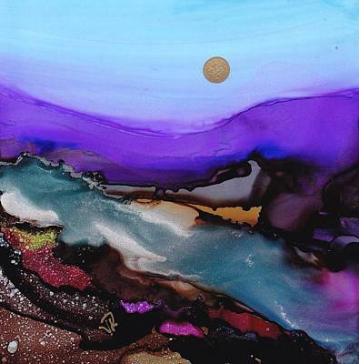 Painting - Dreamscape No 91 by June Rollins