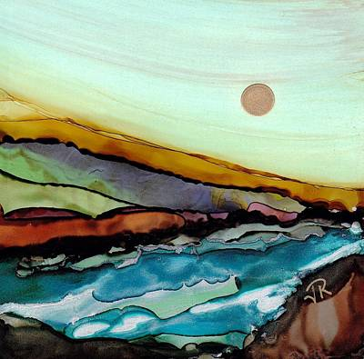 Painting - Dreamscape No. 98 by June Rollins