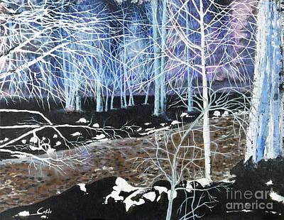 Dreamscape Art Print by Seth Corda