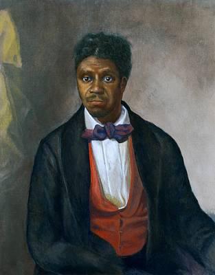 Dred Scott 1799-1858, An Enslaved Man Art Print by Everett