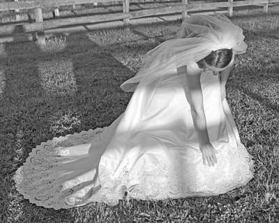 Gown Photograph - Dress 41 by Betsy Knapp