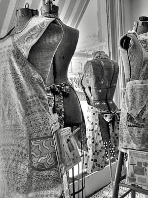 Photograph - Dress Shop by David Bearden