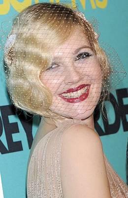 Drew Barrymore Photograph - Drew Barrymore, Jessica Lange by Everett
