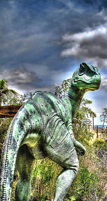 Dromaeosauridae Art Print