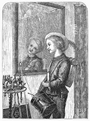 Drummer Boy, 1873 Art Print by Granger