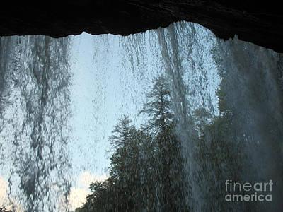 Cullasaja Falls Photograph - Dry Falls by Paul Ward