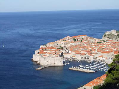 Dubrovnik Former Yugoslavia Croatia Art Print