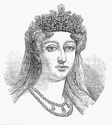 Duchess Of Angoul�me Art Print by Granger