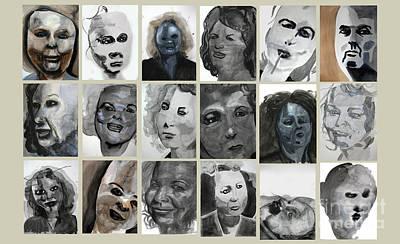 Dumas Series Art Print by Ryan Babcock