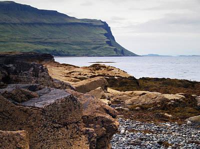 Photograph - Dunan Nan Nighean by Steve Watson
