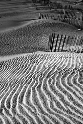 Dune Patterns Art Print by Steven Ainsworth