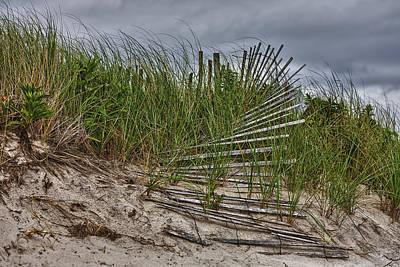 Sand Fences Photograph - Dunes by Rick Berk