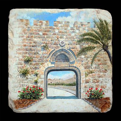 Dung Gate  Art Print