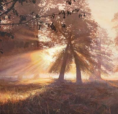 Dunham Art Print by Helen Parsley