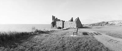 Dunour Castle Ruins Original