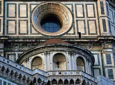 Duomo Art Print by Micheal Jones