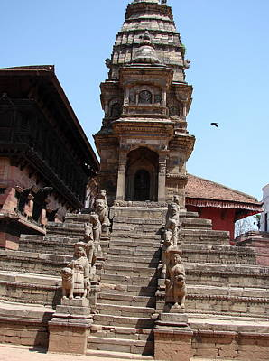 Photograph - Durbar Square by Anand Swaroop Manchiraju
