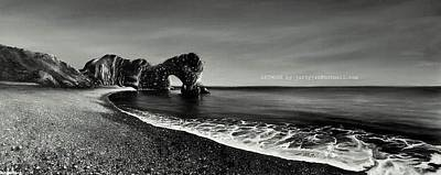 Photograph - Durdle Dor. by Jan Farthing
