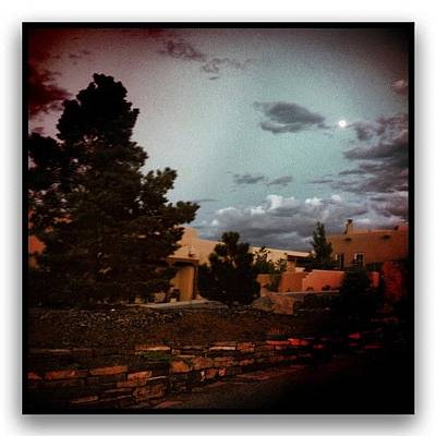 Tagstagram Photograph - Dusk On My Street by Paul Cutright