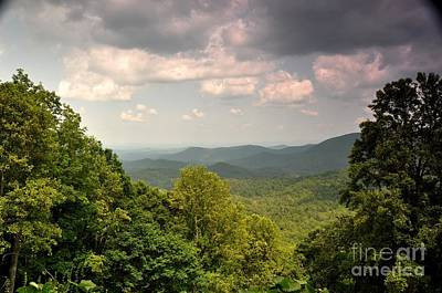 Photograph - Dyer Mountain II by John Black