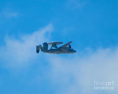 Photograph - E-2c Hawkeye by Mark Dodd