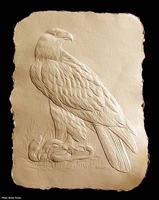 Eagle And Snake Original