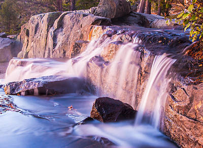 Firefighter Patents Royalty Free Images - Eagle Falls At Sunrise Royalty-Free Image by Marc Crumpler