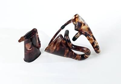 Ear Trumpets Art Print by Arno Massee