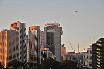 Photograph - Early Morning Sun In Sydney by Kirsten Giving