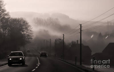 Photograph - Early Morning Traffic by Ari Salmela
