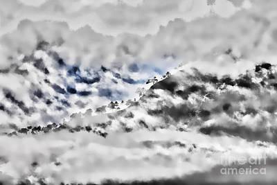 Photograph - Earth In Heaven by Casper Cammeraat