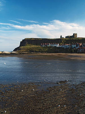 Photograph - East Cliff by Steve Watson