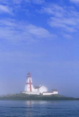 East Quoddy Lighthouse, Campobello Art Print