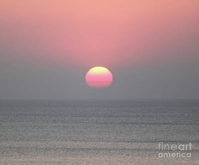 Easter Sunrise Art Print by Marilyn West