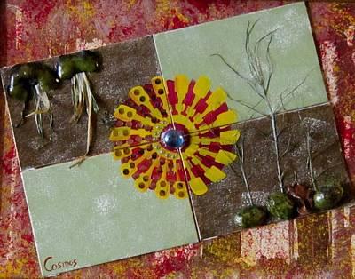 Painting - Eastern Harvest by Jarunee Ward