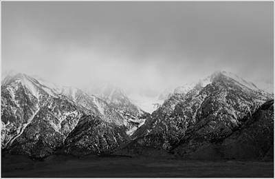 Photograph - Eastern Sierra - 03 by Gary Rose