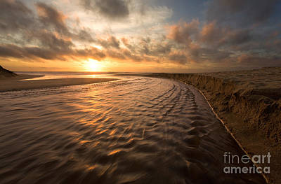 Pacifica Photograph - Ebb And Flow by Matt Tilghman