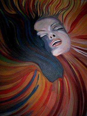 Painting - Ecstasy by Susan  Solak