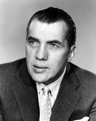 Ed Sullivan 1901-1974, American Writer Art Print by Everett
