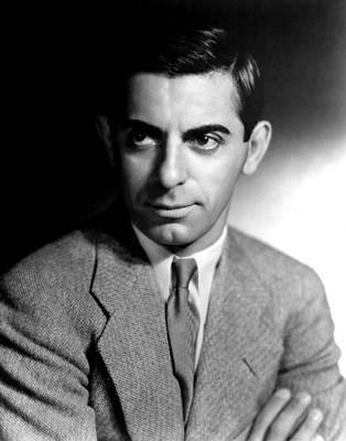 Publicity Shot Photograph - Eddie Cantor, 1936 by Everett