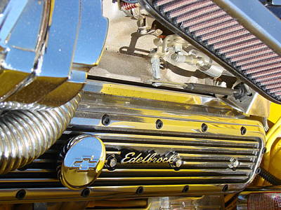 Gastonia Photograph - Edelbrock  by Tammy Cantrell
