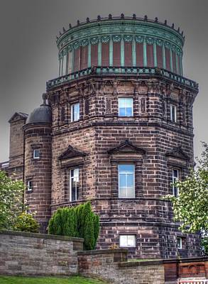 Photograph - Edinburgh Royal Observatory by Rod Jones