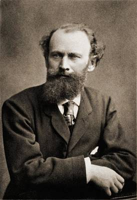 Realist Photograph - Edouard Manet 1832-1883, French Painter by Everett