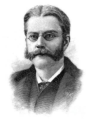 Edward Holden (1846-1914) Art Print by Granger