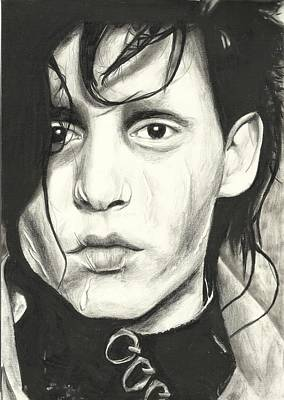 Edward Scissorhands Original by Sarah Stonehouse